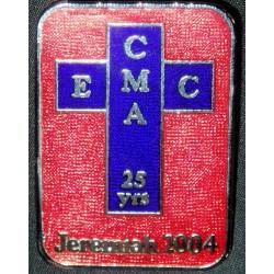 CMA EMC Rally Badge...
