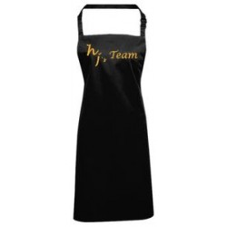 Black Apron with...